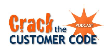 Crack the Customer Code Podcast