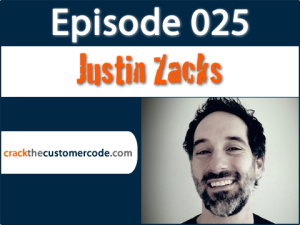 Justin Zacks of Citrix | Crack the Customer Code Podcast Interview