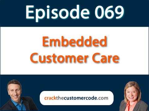 Embedded Customer Care