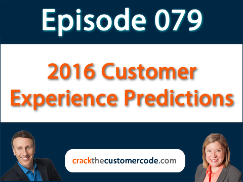 Customer Experience Predictions