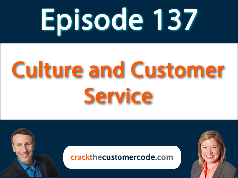 culture and customer service