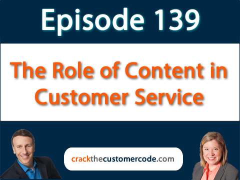 Content in Customer Service