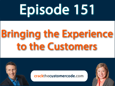 integrating customer experiences