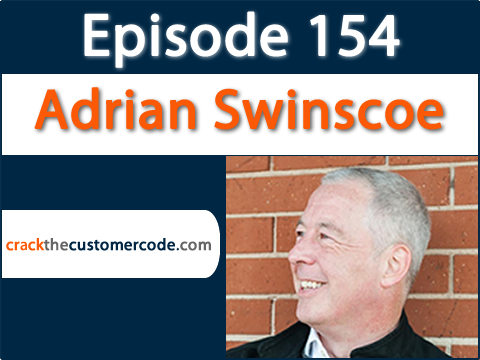 154: Adrian Swinscoe, How to Wow