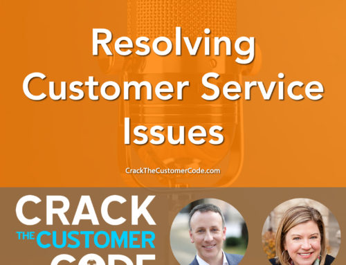 173: (Tip) Resolving Customer Service Issues