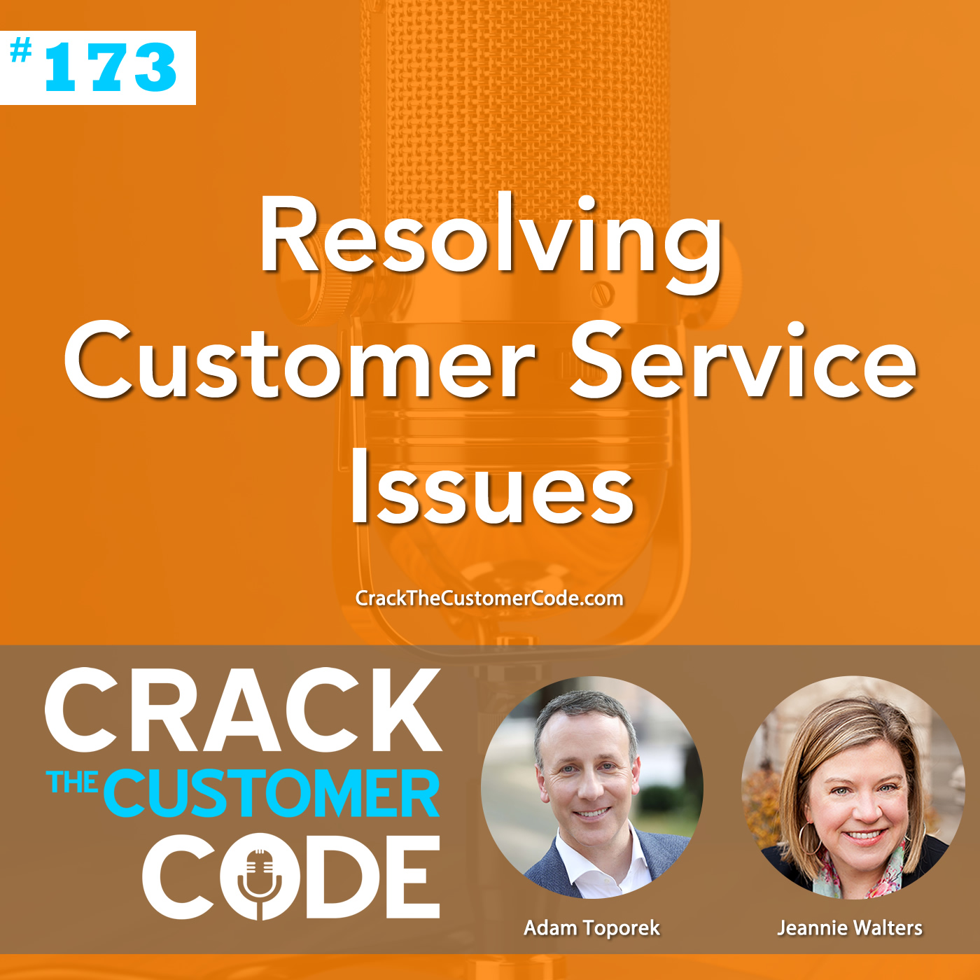 resolving customer service issues