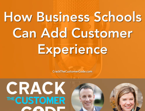 175: (Tip) How Business Schools Can Add Customer Experience
