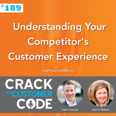 Competitor's Customer Experience
