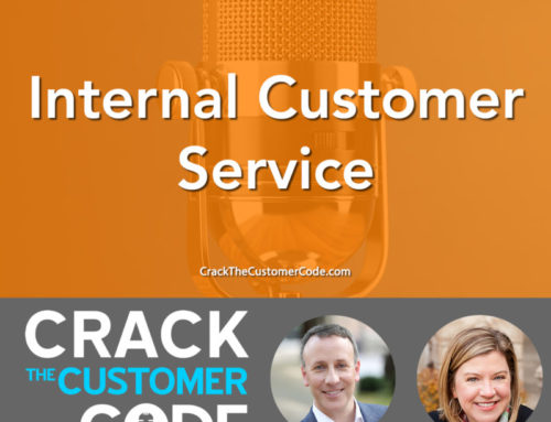 192: (Tip) Internal Customer Service