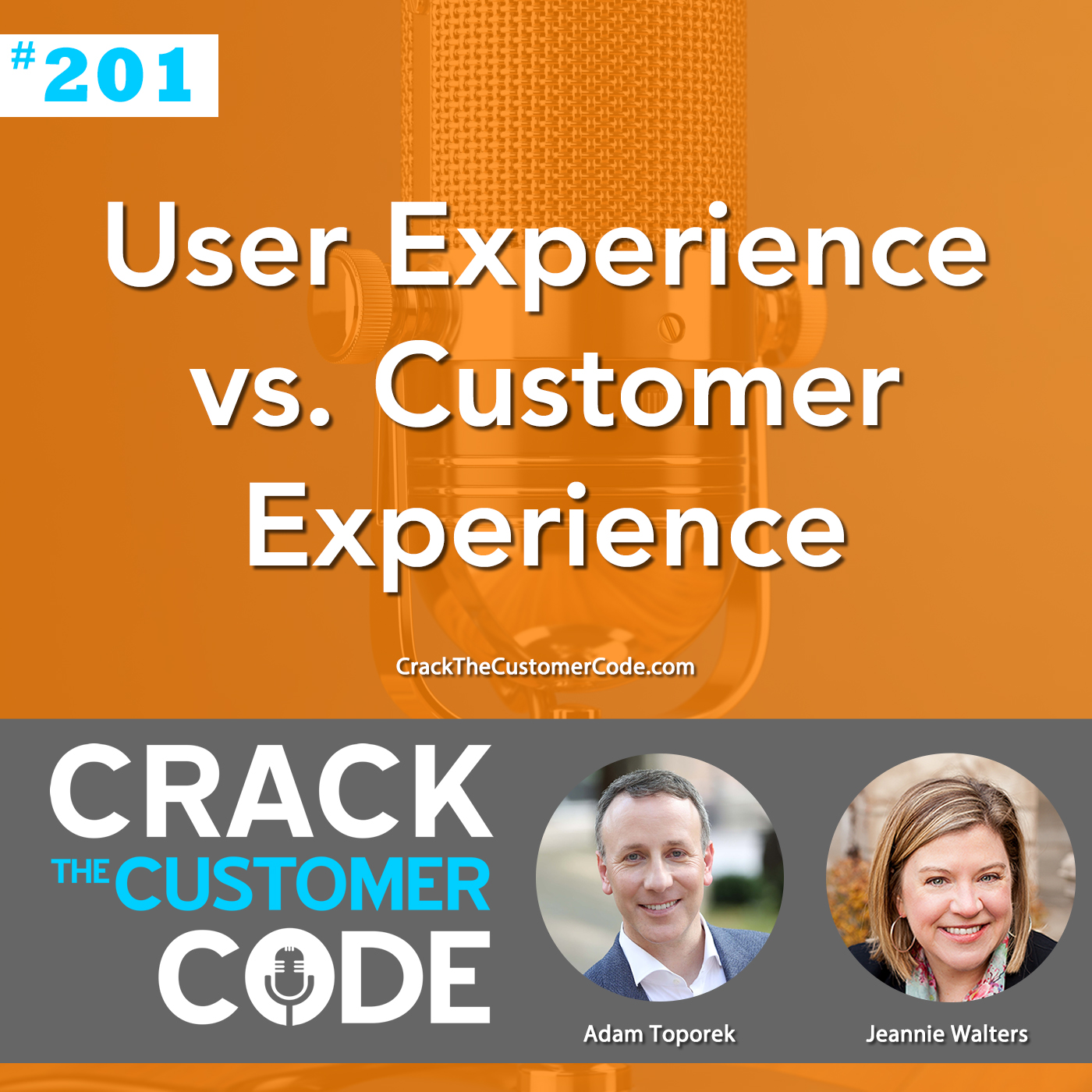 User Experience vs. Customer Experience