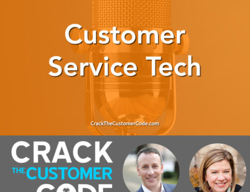 202: Customer Service Tech