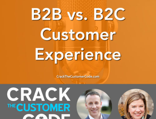 203: (Tip) B2B vs. B2C Customer Experience