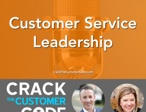 204: (Tip) Customer Service Leadership