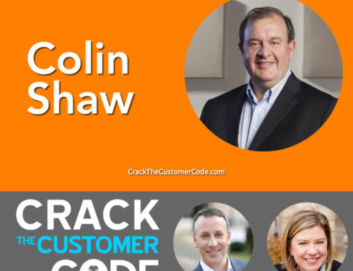 205: Colin Shaw, The Intuitive Customer