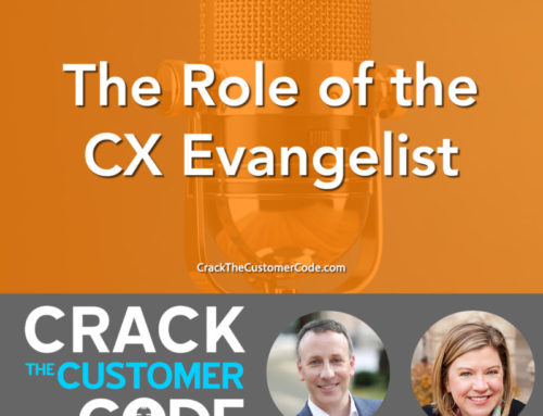 206: (Tip) The Role of the CX Evangelist