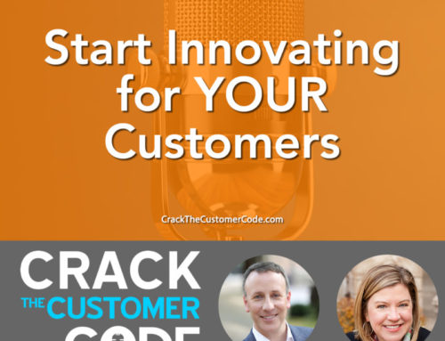 212: (Tip) Start Innovating for YOUR Customers