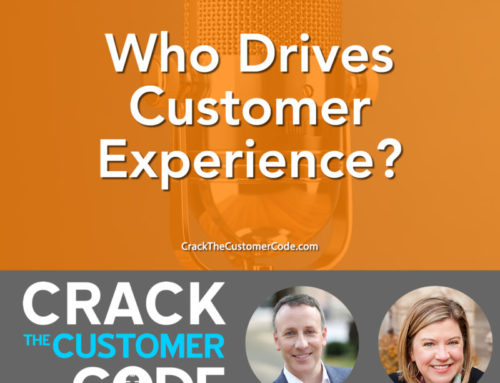 214: Who Drives Customer Experience?