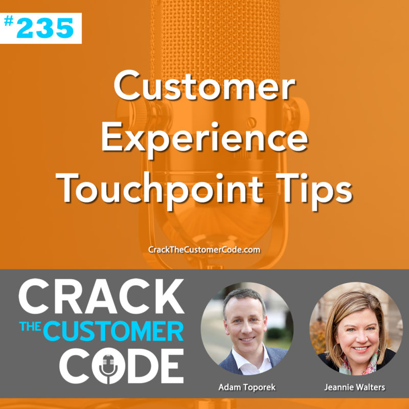 customer experience touchpoint