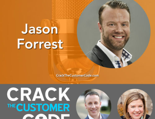 242: Jason Forrest, The Power of Customer Certainty