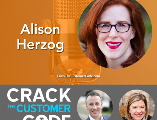252: Alison Herzog, Dell Customer Experience