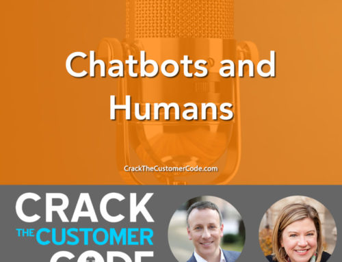 265: (Tip) Chatbots and Humans