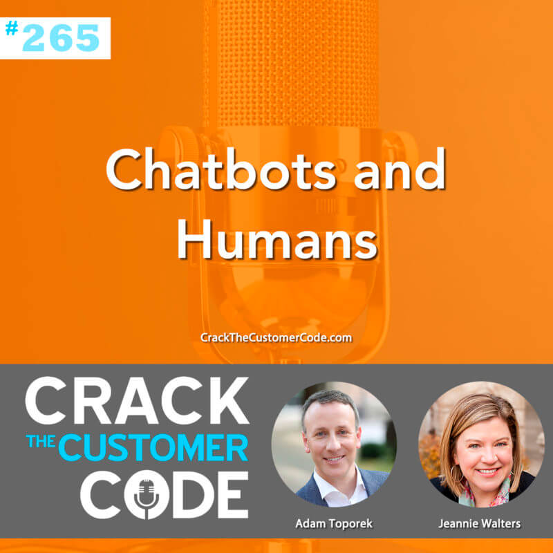 Chatbots and humans