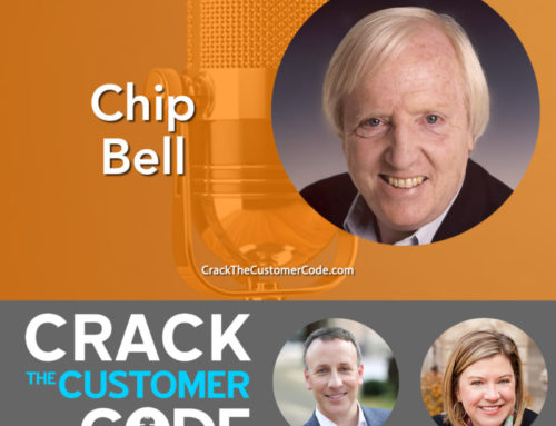 266: Chip Bell, Innovating Service