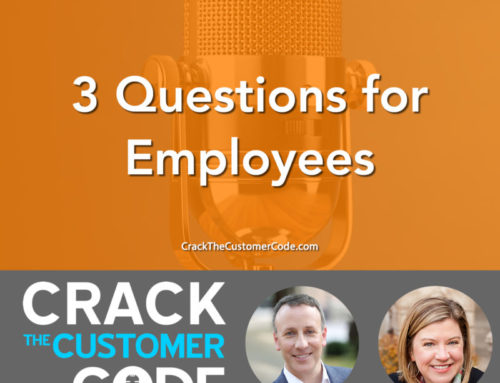 267: 3 Questions for Employees