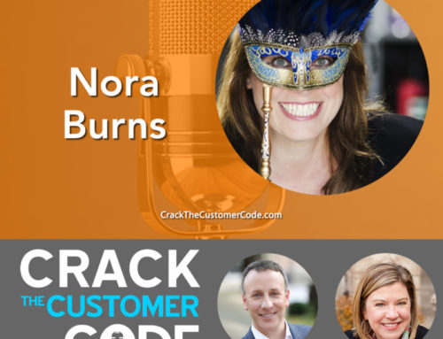 276: Nora Burns, HR Undercover