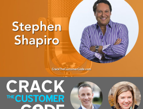 282: Stephen Shapiro, Innovating Customer Experience