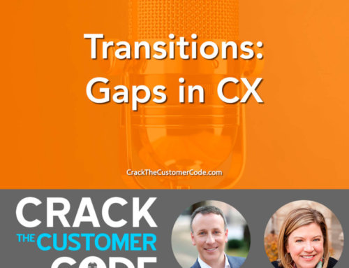 289: Transitions and Gaps in CX