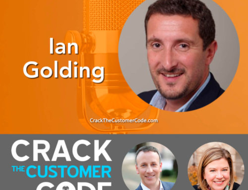 290: Ian Golding, Operationalizing Customer Experience