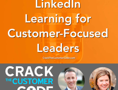 291: LinkedIn Learning for Customer-Focused Leaders