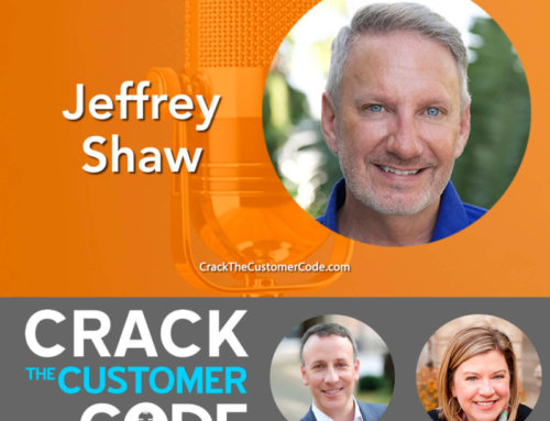 296: Jeffrey Shaw, The Lingo of Customers
