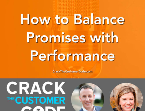 297: How to Balance Promises with Performance