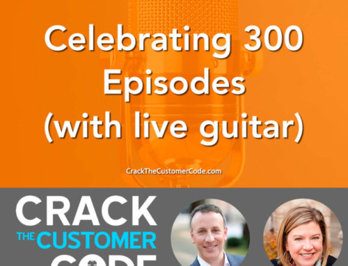 300: Celebrating 300 Episodes (with live guitar)