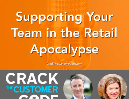 305: Supporting Your Team in the Retail Apocalypse