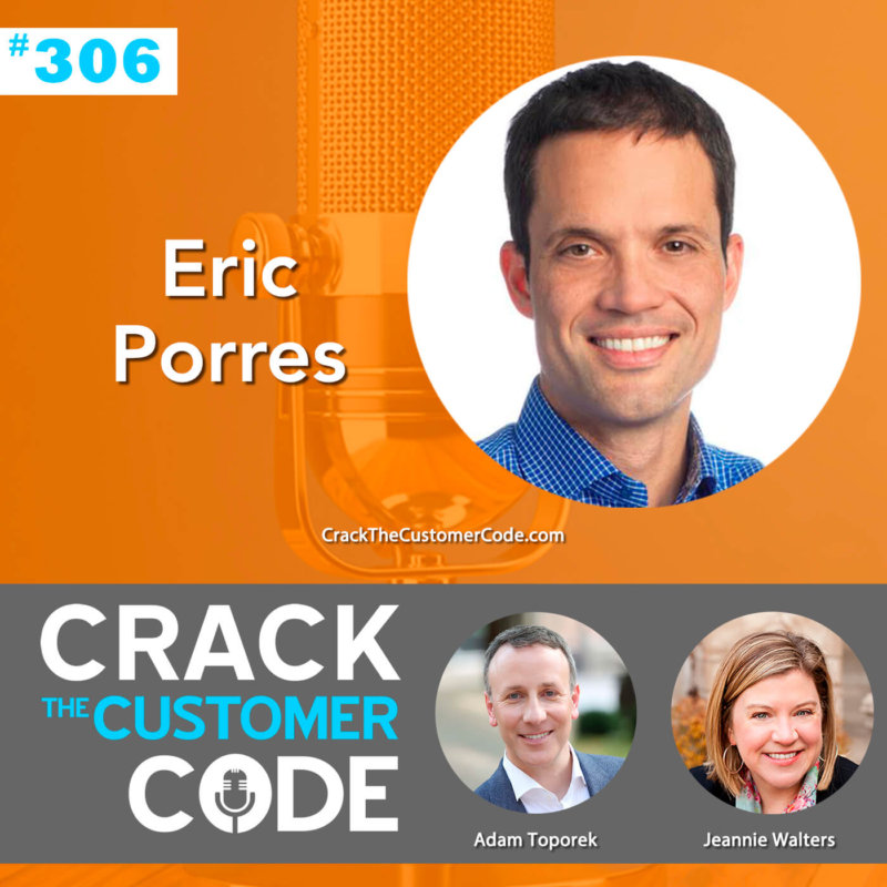 306: Eric Porres, Personalized Video Experience