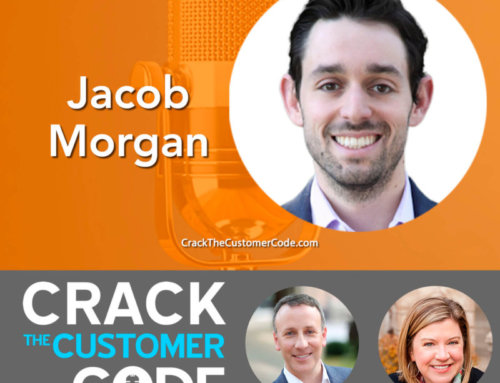 308: Jacob Morgan, The Future of Work