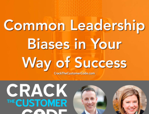 309: Common Leadership Biases in Your Way of Success