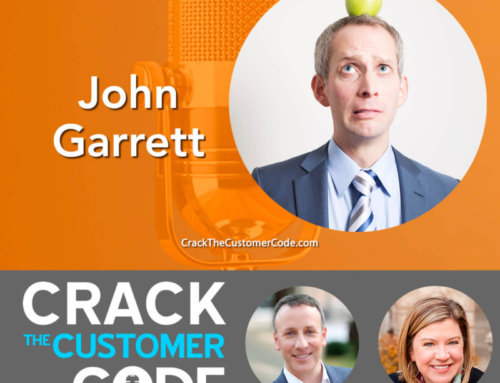 312: John Garrett, The Personal Side of Business