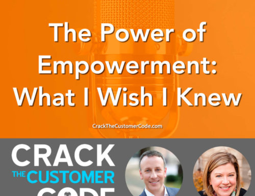 314: The Power of Empowerment: What I Wish I Knew