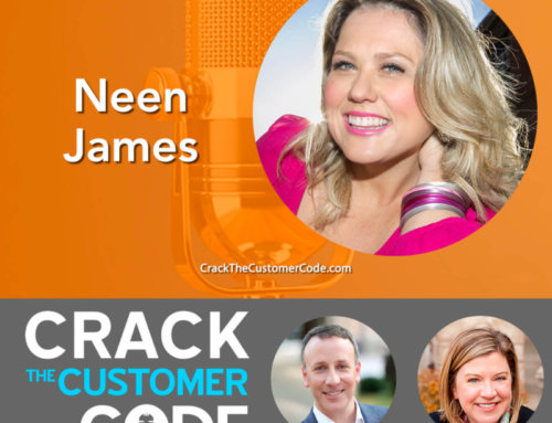 323: Neen James, Attention Pays