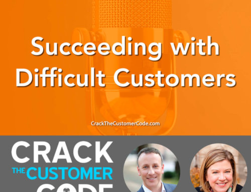 326: Succeeding with Difficult Customers