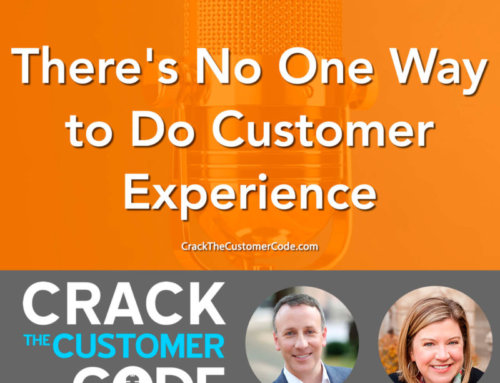 331: There's No One Way to Do Customer Experience