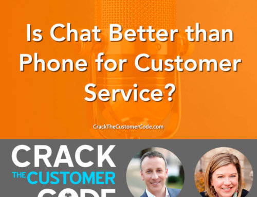 337: Is Chat Better than Phone for Customer Service?