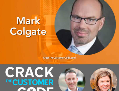 349: Mark Colgate, The Science of Service