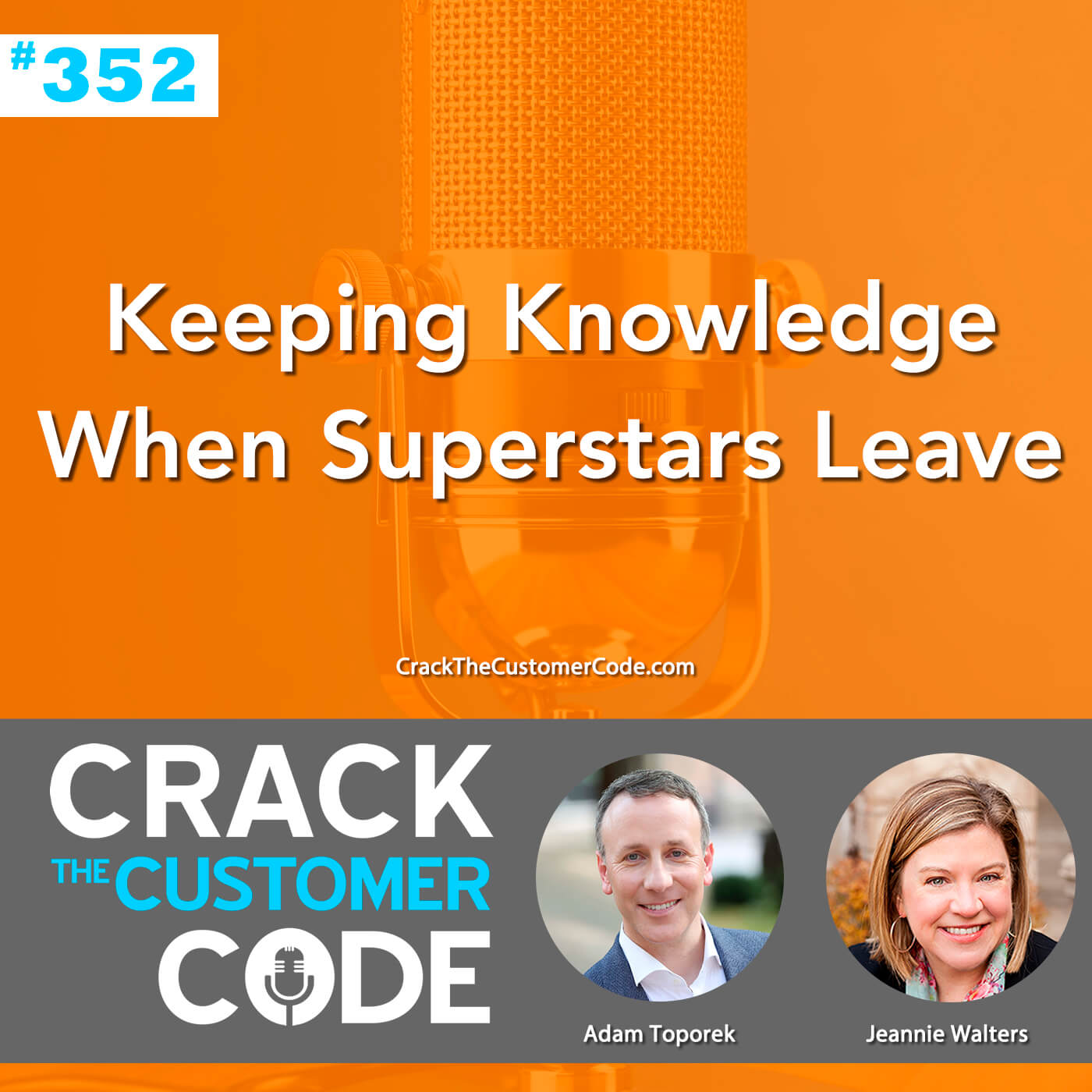 352: Keeping Knowledge When Superstars Leave