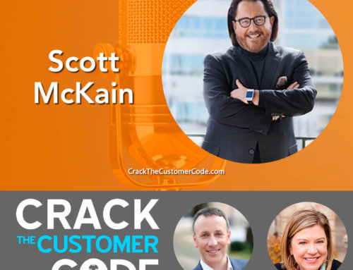 353: Scott McKain, Make Your Organization Iconic