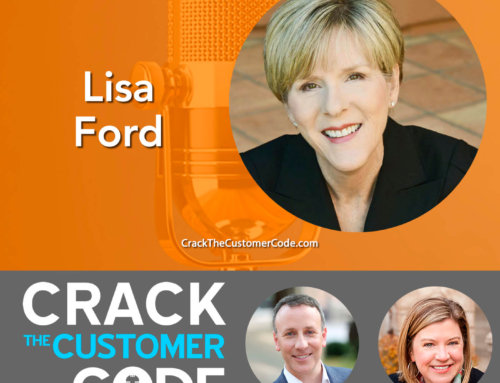 355: Lisa Ford, Customer Service Excellence